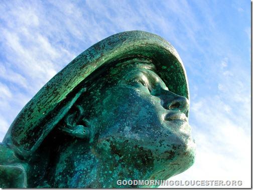 fisherman memorial face