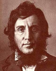 young thoreau